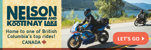 KS - Marshall/Nemaha/Brow... Nelson Kootenay Lake by Motorcycle