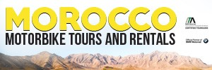 Morocco Motorcycle Rental and Tours