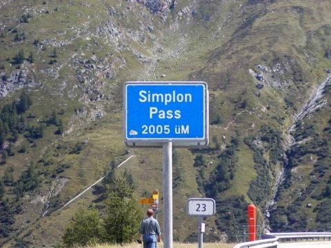e62--simplonpass-- Route Photo