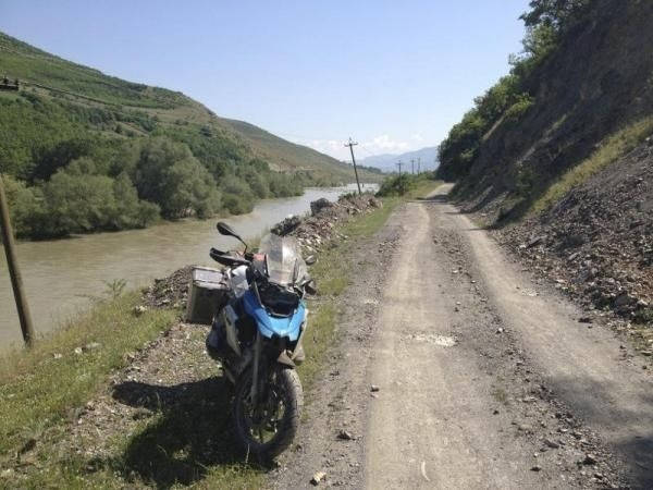 peshkopi--kukes-- Route Photo