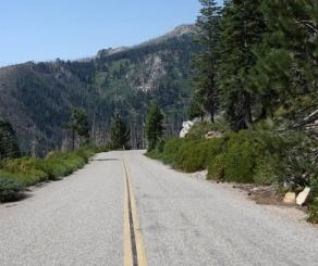 sherman-pass-road-kernville- Route Photo
